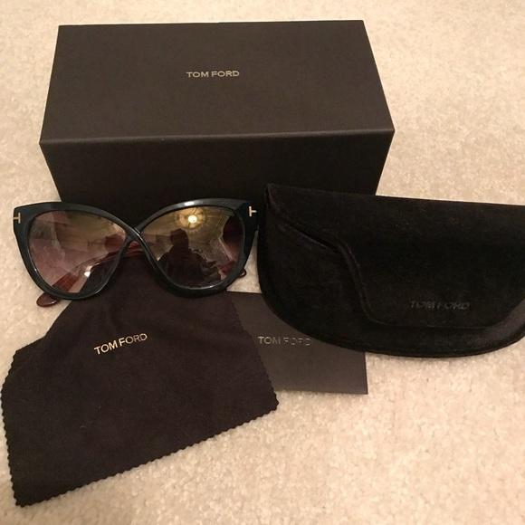 5e4ca16252a6 Tom Ford Arabella cat eye sunglasses. M 5a45931272ea88b5cf0ef286
